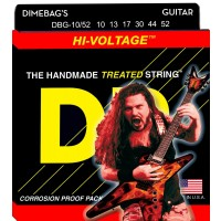 Dr Strings DBG-10-52 Dimebag Darrell's Electric Guitar StringsDBG10