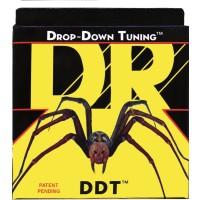 Dr Strings 2-DDT-13 Drop Down Tuning Electric Guitar Strings, 13-65 Mega-Heavy