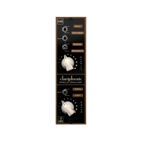 Kush Audio Clariphonic Parallel 500-Series Equalizer