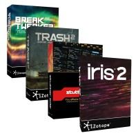 iZotope Creative Bundle Instrument & Effects Suite