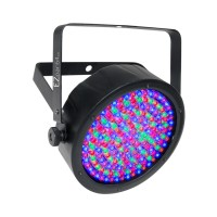 Chauvet EZPAR64RGBA EZpar 64 RGBA Battery Powered Wash Light in Black