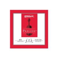 D Addario J810 Prelude Violin 1/2 Scale Medium Tension