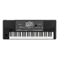 Korg PA600 61-Key Professional Arranger Keyboard