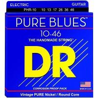 DR Strings Pure Blues Medium Bass Strings