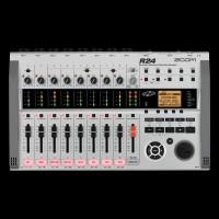Zoom R24 24 Track Recorder Interface Controller Sampler