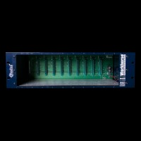 Radial WorkHorse Powerhouse 10 Slot 500-Series Rack