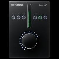 Roland Super UA Audiophile-Grade Interface for MAC and PC