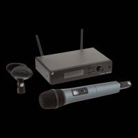 Sennheiser XSW 2-835-A Handheld Wireless Microphone - A Range