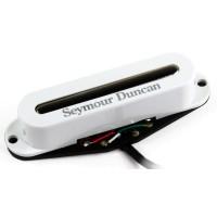 Seymour Duncan Hot Stack for Stratocaster Bridge in White