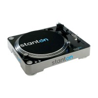 Stanton T55USB Belt Drive Digital USB Turntable with Stanton 500B Cartridge