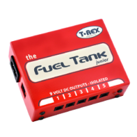 T Rex Fuel Tank Junior Power Supply with Cables