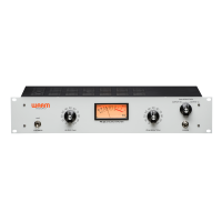 Warm Audio WA2A Compressor Limiter