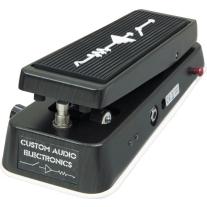 Dunlop MC-404 CAE Custom Audio Dual Inductor WAH Guitar Pedal