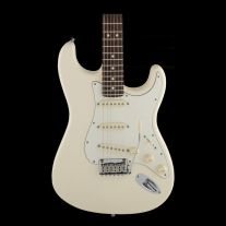 Fender Jeff Beck Signature Strat Olympic White