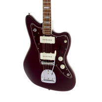 Fender Troy Van Leeuwen Jazzmaster Electric Guitar In Oxblood Finish with Case