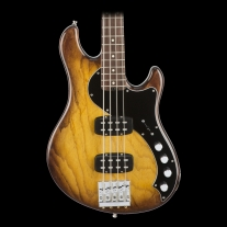 Fender American Elite Dimension™ Bass IV HH Rosewood Fingerboard Violin Burst