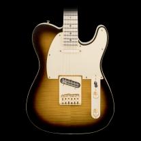 Fender Richie Kotzen Telecaster Brown Sunburst Maple Neck w/ Gig Bag