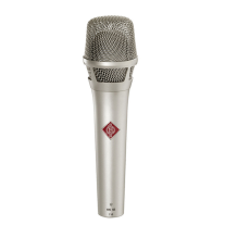 Neumann KMS105 Supercardioid Vocal Condenser Microphone In Nickel