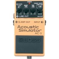 Boss AC3 Acoustic Simulator