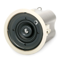 QSC Ad-c42t Acousticdesign Ceiling Mount Loudspeaker