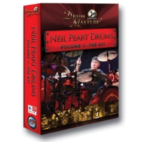 Sonic Reality Neil Peart Drums: The Kit for BFD