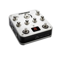Fishman Aura Spectrum DI Imaging Pedal / Direct Box w/ 128 Facto
