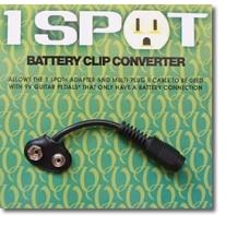 Visual Sound CBAT Battery Clip Converter