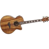 Dean Performer Koa Aphex Exciter Acoustic Guitar