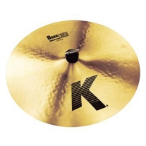 "Zildjian K Series 17"" Dark Crash Medium Thin Cymbal"