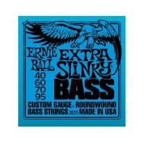 Ernie Ball 2835 Extra Slinky Bass Nickel Wound .040 - .095
