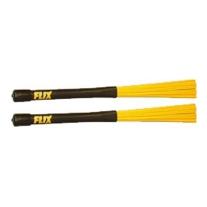 Flix Retractable Yellow Fiber Brushes