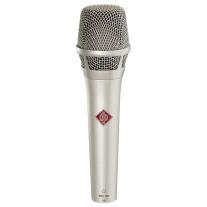 Neumann KMS104 Cardioid Condenser Vocal Mic in Nickel Finish