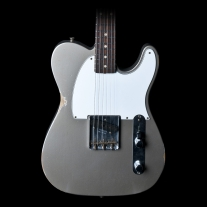 Fender Custom Shop 1959 Relic Esquire Electric Guitar in Shoreline Gold