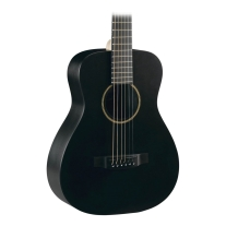 Martin Little Martin Black Acoustic Guitar with Gig Bag
