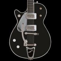 Gretsch G6128TLH Duo Jet™ Left-Handed Electric Guitar Black