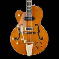 Gretsch G6120LH Eddie Cochran Signature Left-Handed Guitar Western Maple Stain
