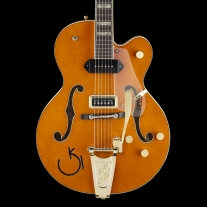 Gretsch G6120 Eddie Cochran Signature Electric Guitar Western Maple Stain