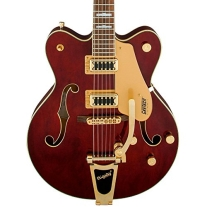 Gretsch G5422TDCG Electromatic Hollowbody - Walnut Stain