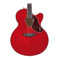 Gretsch G5022CE Rancher Jumbo Cutaway Acoustic/Elec Guitar In Savannah Sunset