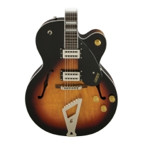 Gretsch G2420 Streamliner Hollowbody, Rosewood - Aged Brooklyn Burst