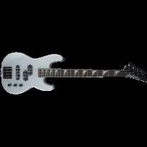 "Jackson JS Series Concert Bass Minion JS1X (28.6"" Scale) Electric Bass Satin Silver"