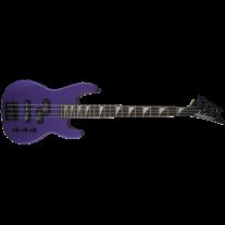 "Jackson JS Series Concert Bass Minion JS1X (28.6"" Scale) Electric Bass Pavo Purple"