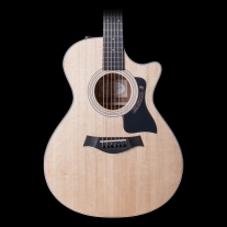 Taylor 312ce Grand Concert Acoustic-Electric, Cutaway w/ ES2 System - Natural