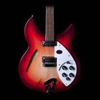 Rickenbacker 330 12-String Electric Guitar In Fireglo