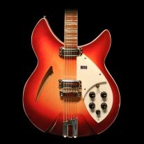 Rickenbacker 360/12C63FG Fireglo Doublebound Guitar