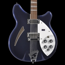 Rickenbacker 360/12 Electric Guitar in Midnight Blue