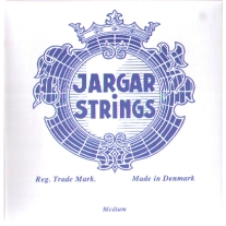 Jargar 3JVS 4/4 Medium Tension Violin String Set- Ball End