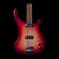 Rickenbacker 4004 Laredo 4 String Electric Bass In Fireglo