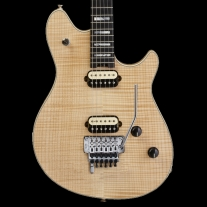EVH® Wolfgang® USA Electric Guitar 5A Flame Top, Natural
