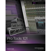 Alfred Pro Tools 101